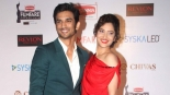 sushant and ankita happier times