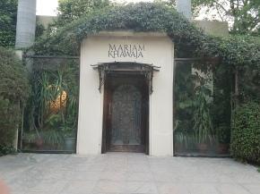 #SPARTY at MariamKhawaja's