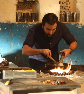 """Saif Ali Khan: """"Chef is one of my bestworks"""""""