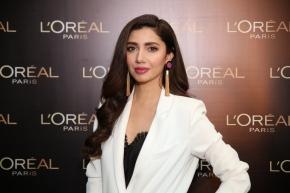 Mahira Khan is L'oréal  Paris' first PakistaniSpokesperson