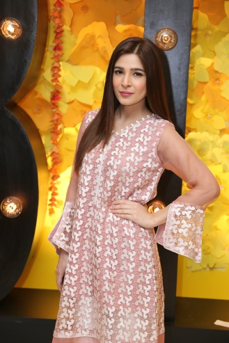 Ayesha Omar wearing BTW (2)