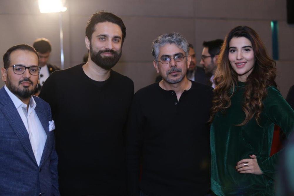 Jerjees Seja, Ali Noor, Uzair Zaheer Khan, Hareem Farooq