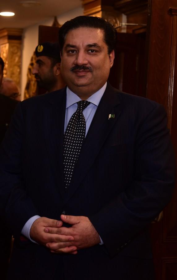 Khurram Dastagir Khan (1)