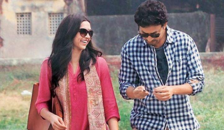 Deepika Padukone Irrfan Khan