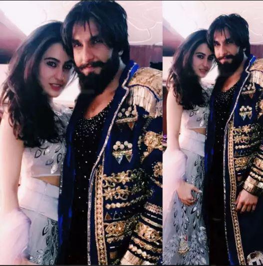 Ranveer Singh Sara Ali Khan