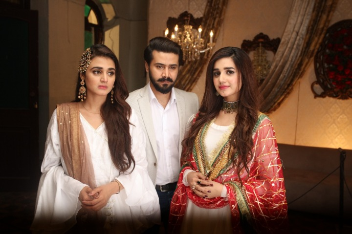 7th Sky Entertainment's Mera Khuda Jane all set to go on air from 2nd May3