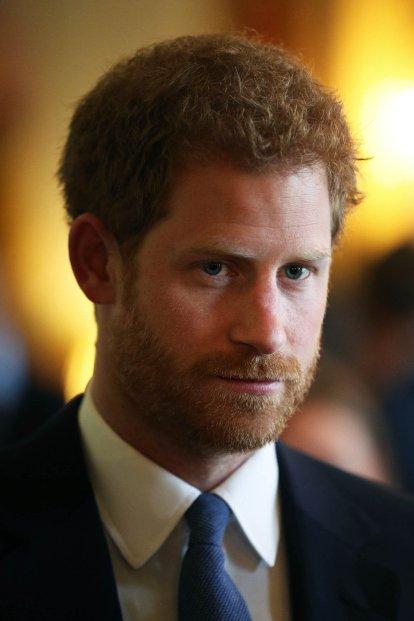 Prince Harry Hosts WellChild Reception
