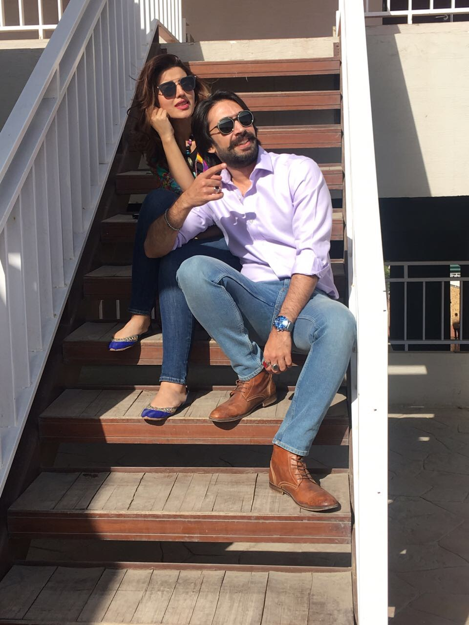Hareem Farooq and Ali Rehman Khan return to TV in 'Main Khayal Hoon Kisi Aur Ka_(1)