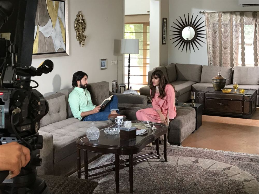 Hareem Farooq and Ali Rehman Khan return to TV in 'Main Khayal Hoon Kisi Aur Ka_(3)