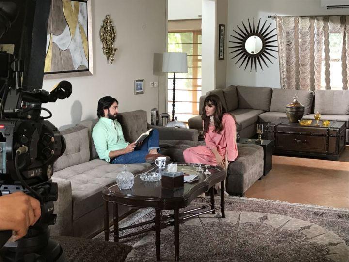Hareem Farooq and Ali Rehman Khan return to TV in 'Main Khayal Hoon Kisi Aur Ka_(3)
