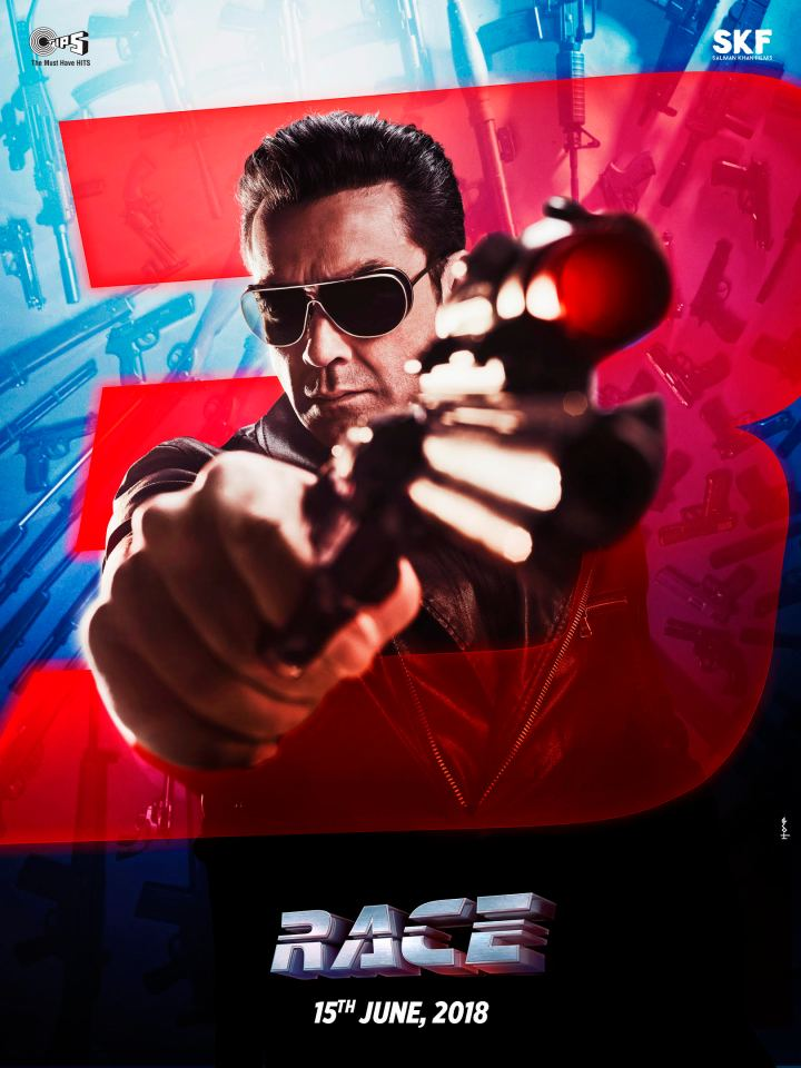 Bobby Deol as Yash in Race 3
